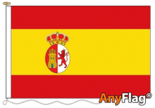 SPAIN 1785 1873 ANYFLAG RANGE - VARIOUS SIZES
